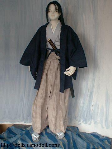 Short Kimono Jacket